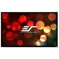 110 FIXED FRAME 169 SCREEN 1080P / FHD WEAVE ACOUSTICALLY TRANSPARENT - EZFRAME