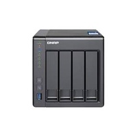 TS-431X-2G TURBO NAS DUAL CORE 1.7GHz ALPINE 4X SATA HDD 10GBE 2GB DDR3 RAM